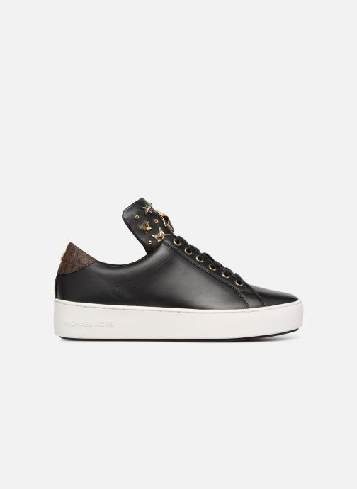 Sneakers Michael Michael Kors Mindy Lace Up Zwart achterkant