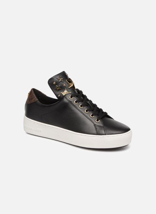 Sneakers Michael Michael Kors Mindy Lace Up Zwart detail