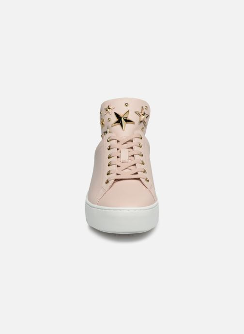 Sneakers Michael Michael Kors Mindy Lace Up Roze model