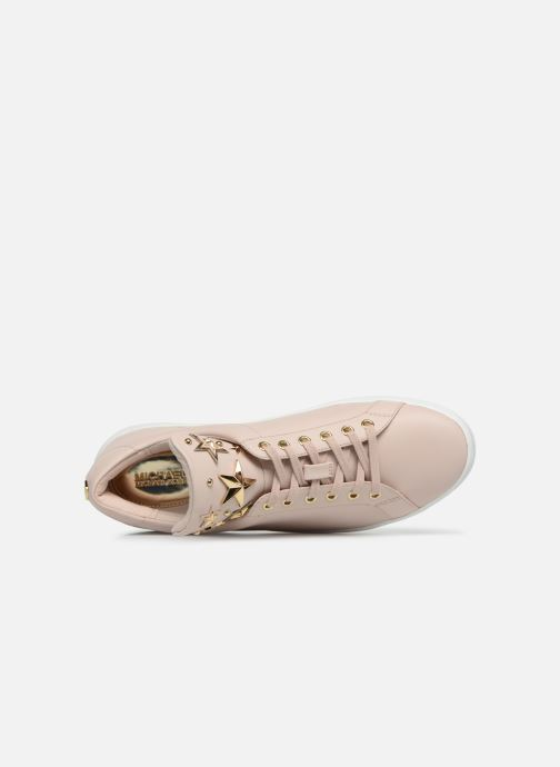 Sneakers Michael Michael Kors Mindy Lace Up Roze links