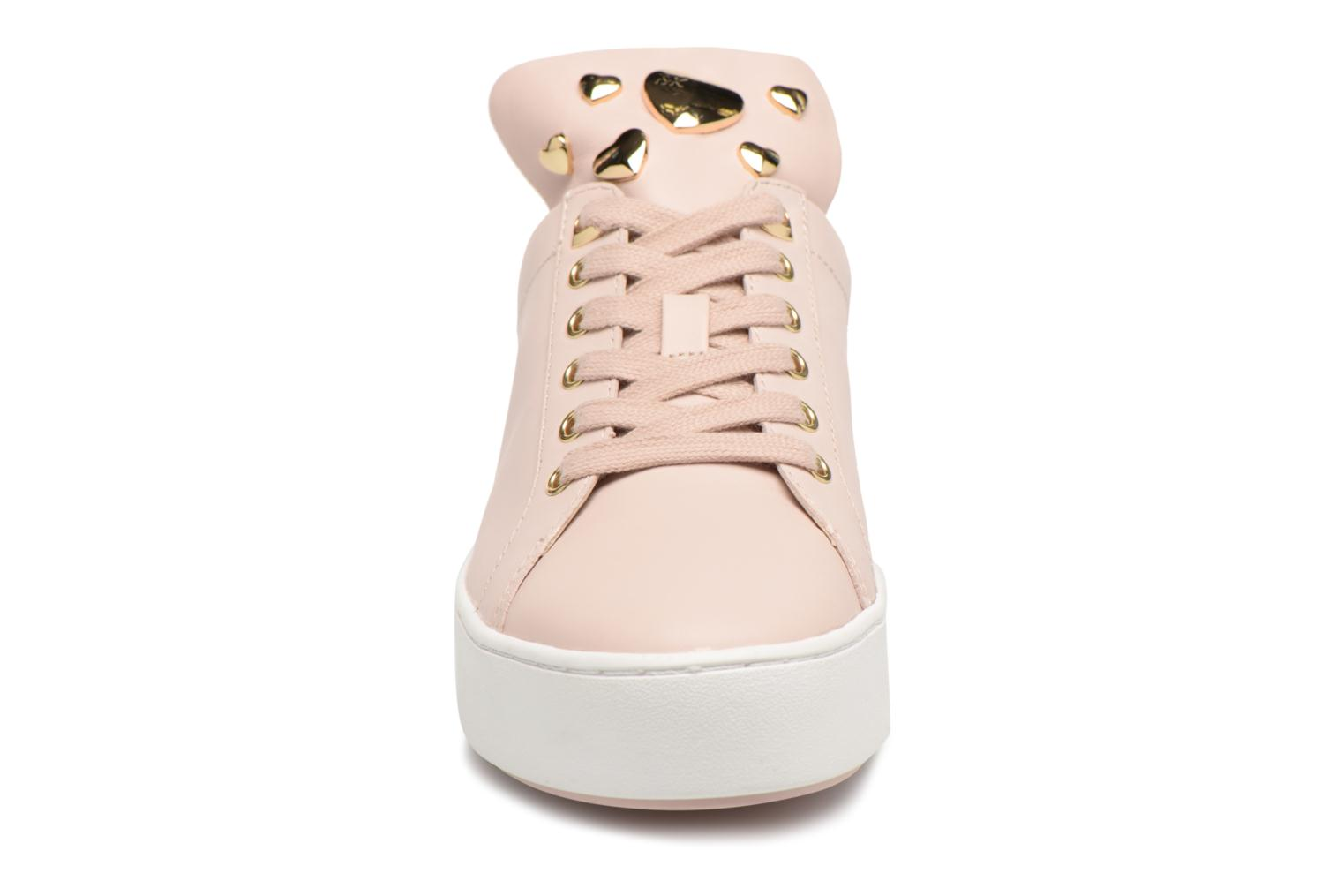 Trainers Michael Michael Kors Mindy Lace Up Pink model view