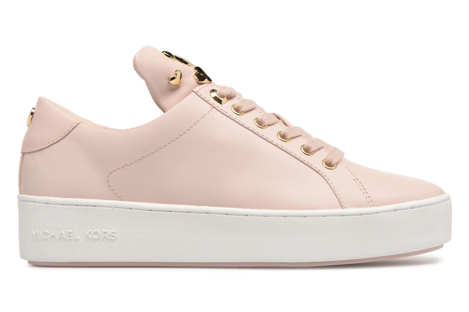 Trainers Michael Michael Kors Mindy Lace Up Pink back view