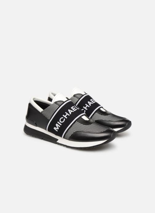 Sneakers Michael Michael Kors MK Trainer Zwart 3/4'
