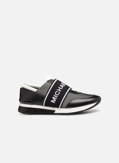 Sneakers Michael Michael Kors MK Trainer Zwart achterkant