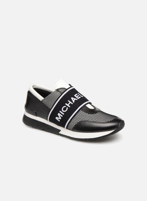 Sneakers Michael Michael Kors MK Trainer Zwart detail