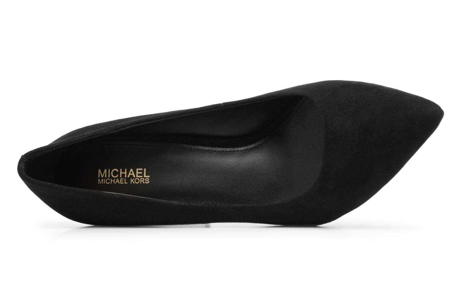 High heels Michael Michael Kors Paloma Pump Black view from the left