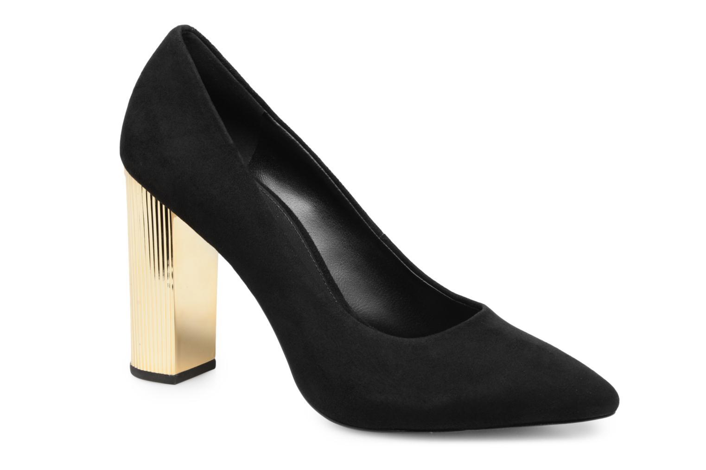 High heels Michael Michael Kors Paloma Pump Black detailed view/ Pair view