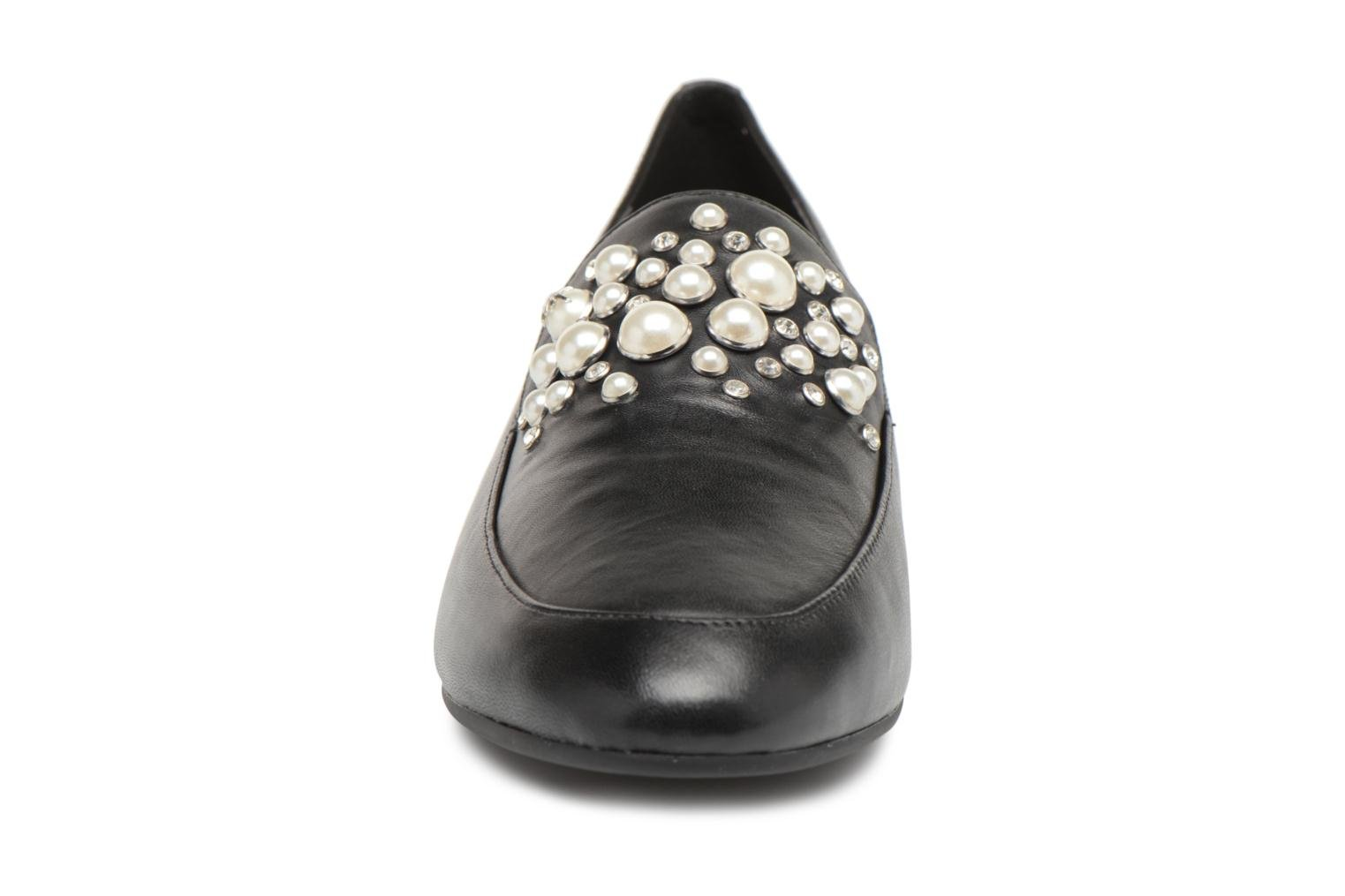 Loafers Michael Michael Kors Gia Loafer Black model view