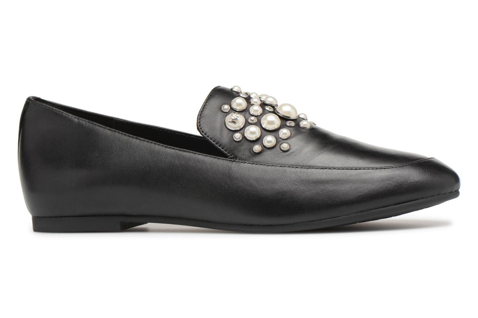 Loafers Michael Michael Kors Gia Loafer Black back view