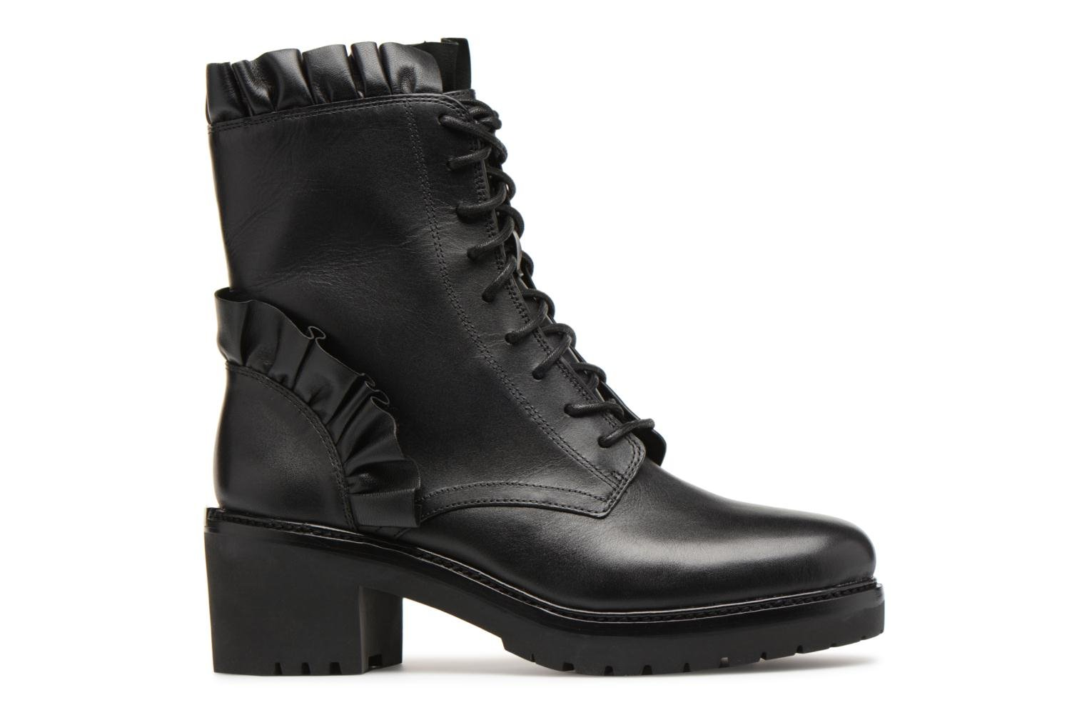 Ankle boots Michael Michael Kors Bella Bootie Black back view