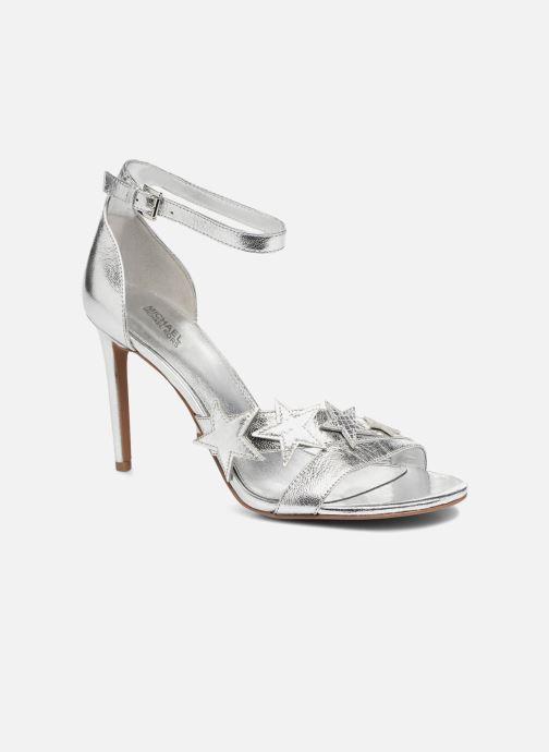 5f2ae3210b10 Michael Michael Kors Lexie Sandal (Silver) - Sandals chez Sarenza ...
