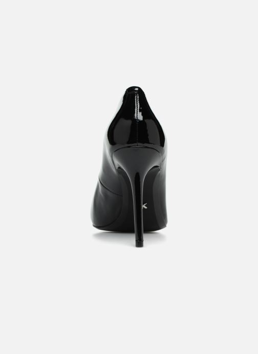 Zapatos de tacón Michael Michael Kors Claire Pump Negro vista lateral derecha
