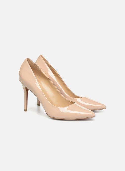 Zapatos de tacón Michael Michael Kors Claire Pump Beige vista 3/4