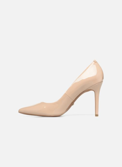 Zapatos de tacón Michael Michael Kors Claire Pump Beige vista de frente