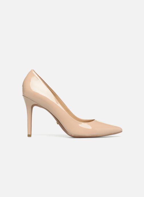 Zapatos de tacón Michael Michael Kors Claire Pump Beige vistra trasera