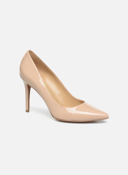 Zapatos de tacón Michael Michael Kors Claire Pump Beige vista de detalle / par