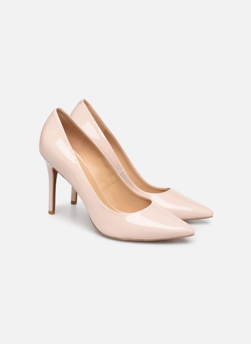 High heels Michael Michael Kors Claire Pump Pink 3/4 view