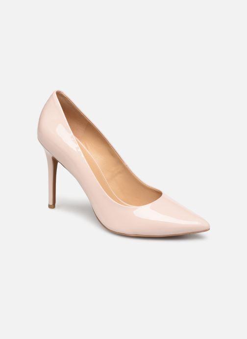 Høje hæle Michael Michael Kors Claire Pump Pink detaljeret billede af skoene