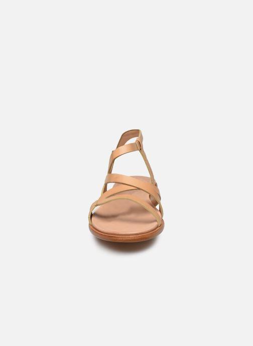 Sandales et nu-pieds Neosens AURORA S948 Beige vue portées chaussures