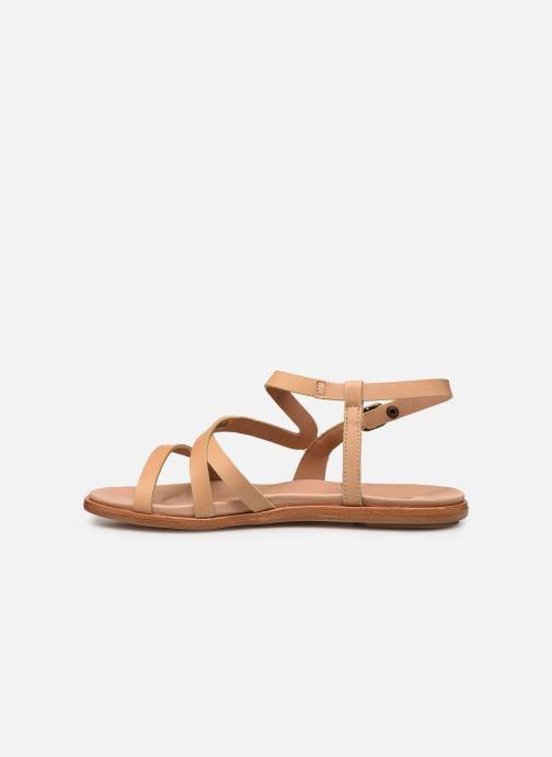 Sandales et nu-pieds Neosens AURORA S948 Beige vue face