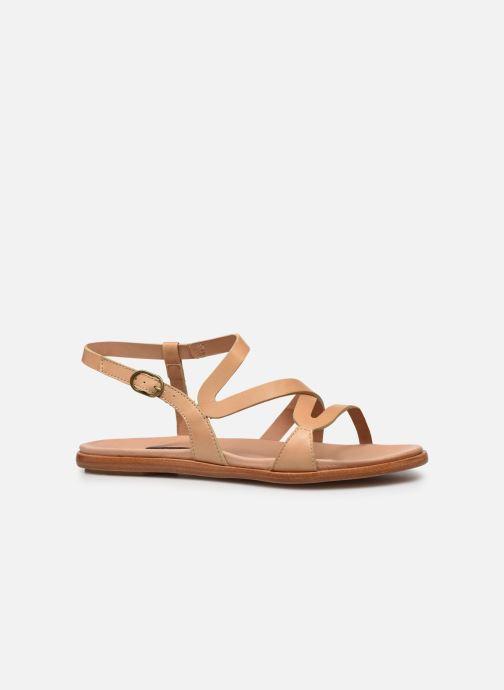 Sandales et nu-pieds Neosens AURORA S948 Beige vue derrière