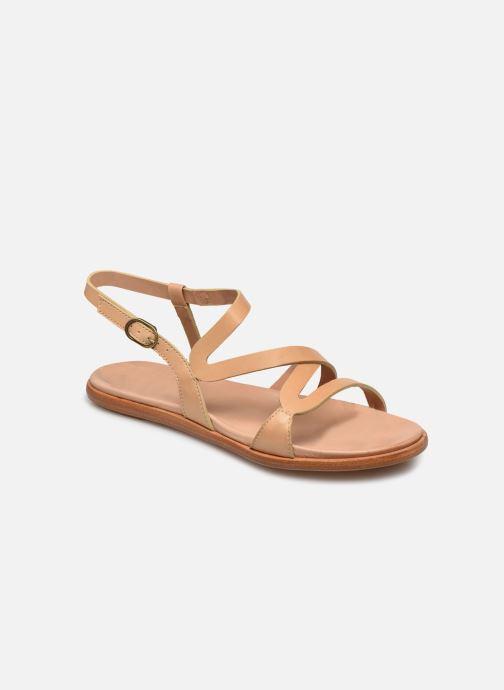 Sandales et nu-pieds Neosens AURORA S948 Beige vue détail/paire