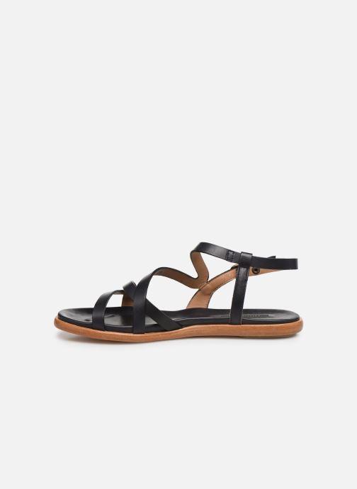 Sandales et nu-pieds Neosens AURORA S948 Noir vue face