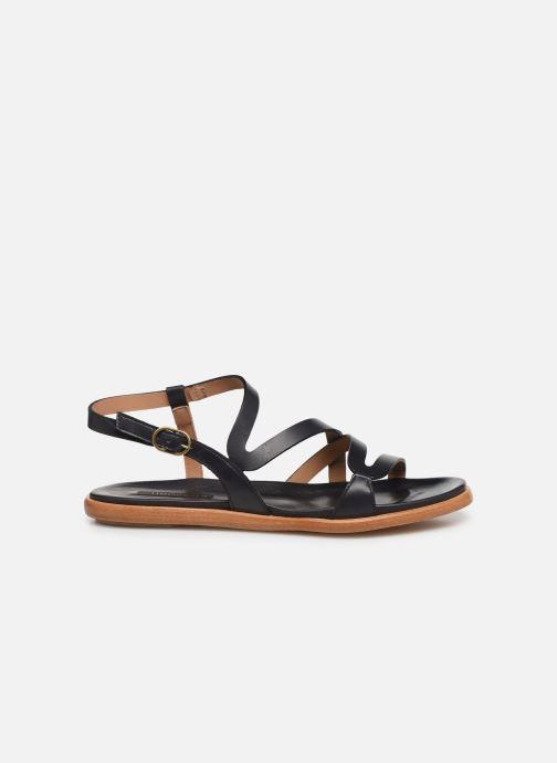 Sandales et nu-pieds Neosens AURORA S948 Noir vue derrière