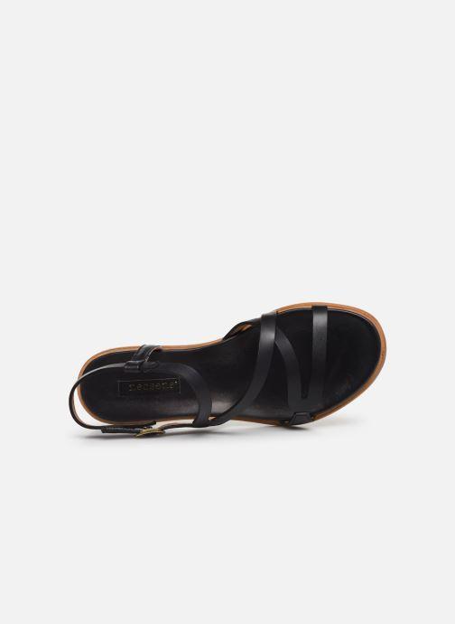 Sandales et nu-pieds Neosens AURORA S948 Noir vue gauche