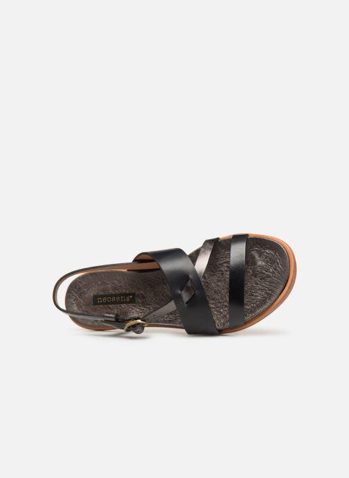 Sandalen Neosens AURORA S949 Zwart links