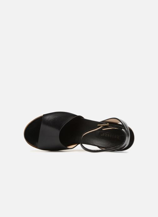 Sandalen Neosens BREVAL S507 schwarz ansicht von links
