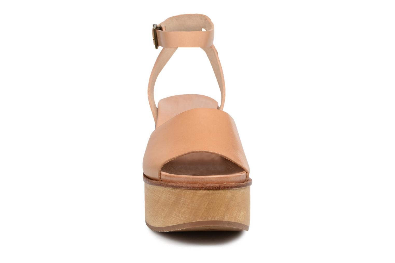 Sandales et nu-pieds Neosens BREVAL S507 Beige vue portées chaussures