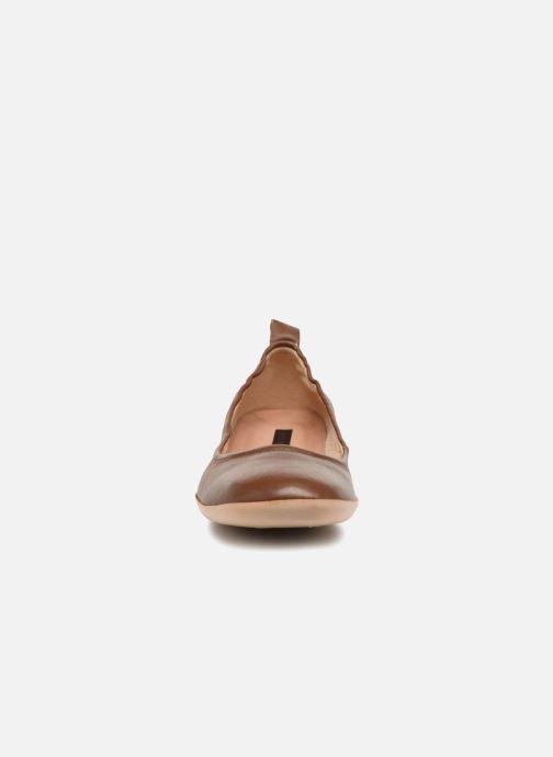Ballerines Neosens DOZAL S654 Marron vue portées chaussures