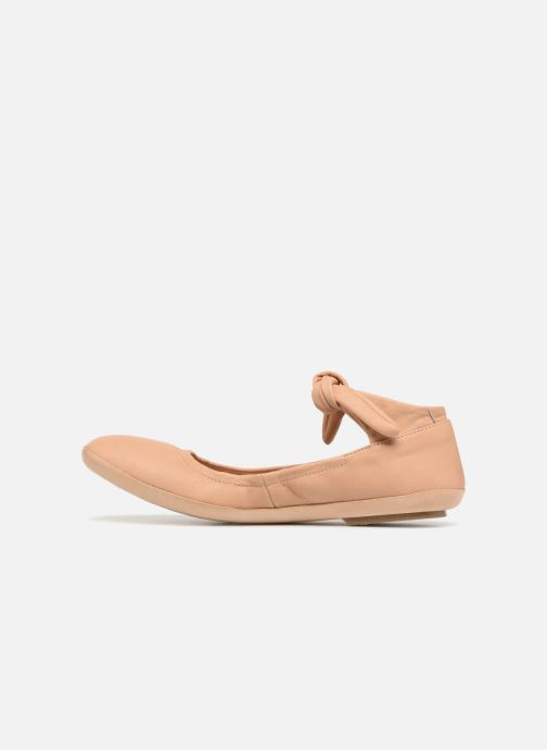Ballerina's Neosens DOZAL S656 Bruin voorkant