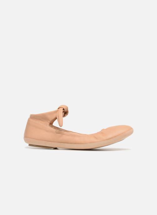 Ballerina's Neosens DOZAL S656 Bruin achterkant