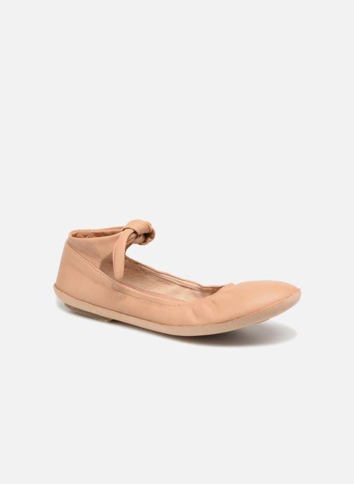 Ballerina's Neosens DOZAL S656 Bruin detail