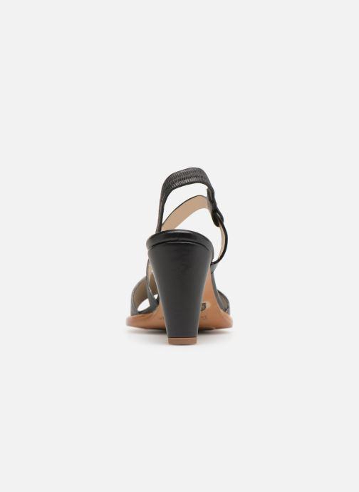 Sandalen Neosens MONTUA S995 Zwart rechts