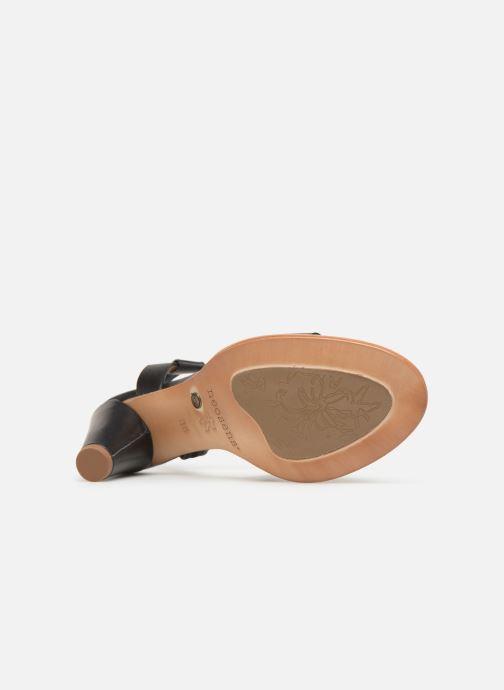 Sandalen Neosens MONTUA S995 Zwart boven