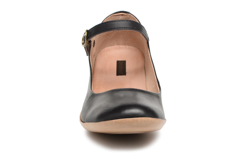 Ballerines Neosens TINTORERA S696 Noir vue portées chaussures