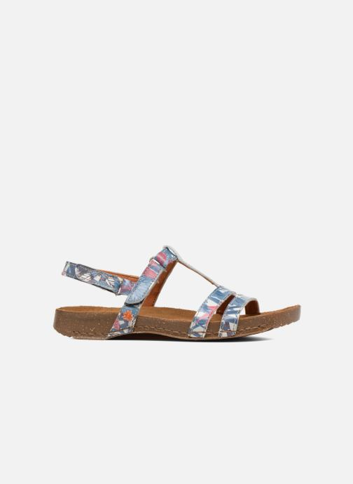 Sandales et nu-pieds Art I Breathe 946F Bleu vue derrière