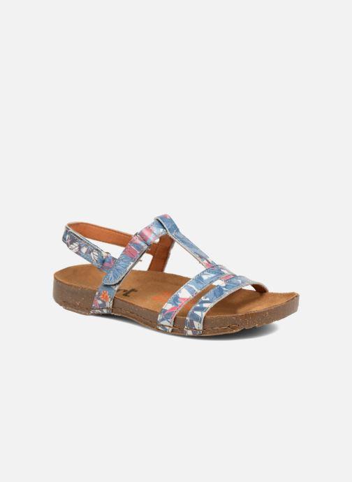 Sandales et nu-pieds Art I Breathe 946F Bleu vue détail/paire