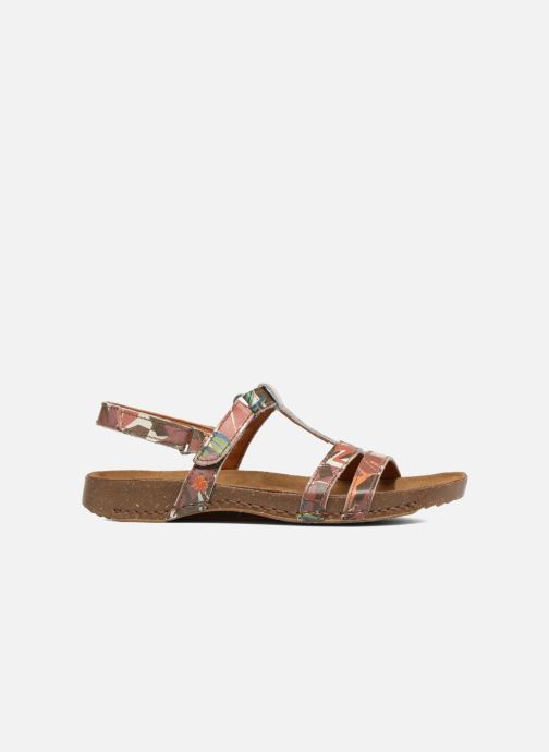 Sandales et nu-pieds Art I Breathe 946F Vert vue derrière
