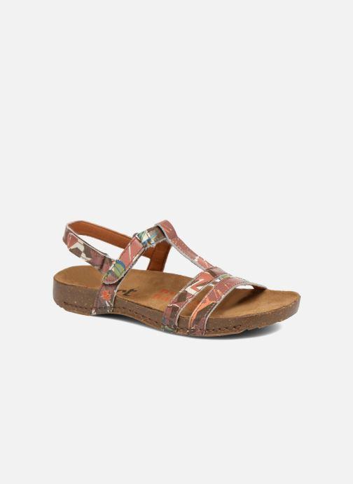 Sandales et nu-pieds Art I Breathe 946F Vert vue détail/paire