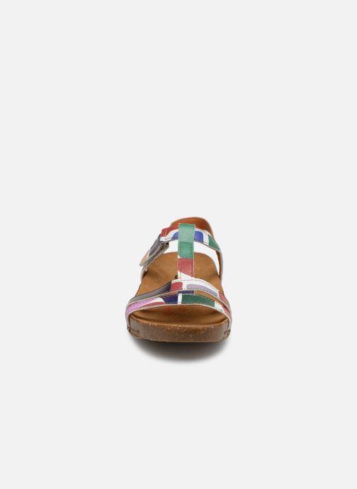 Sandales et nu-pieds Art I Breathe 946F Multicolore vue portées chaussures