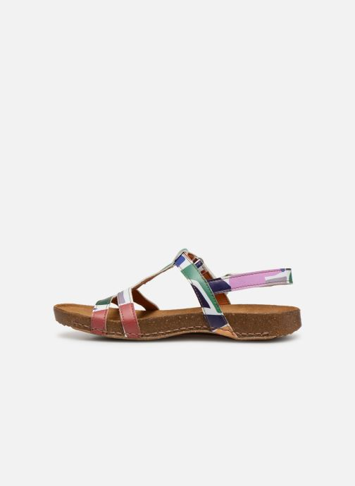 Sandals Art I Breathe 946F Multicolor front view