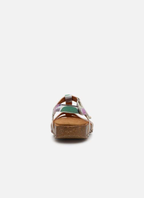 Sandales et nu-pieds Art I Breathe 946F Multicolore vue droite