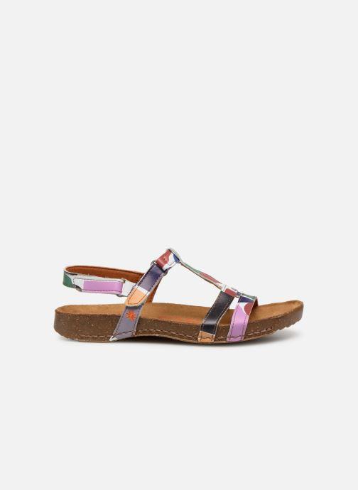 Sandales et nu-pieds Art I Breathe 946F Multicolore vue derrière