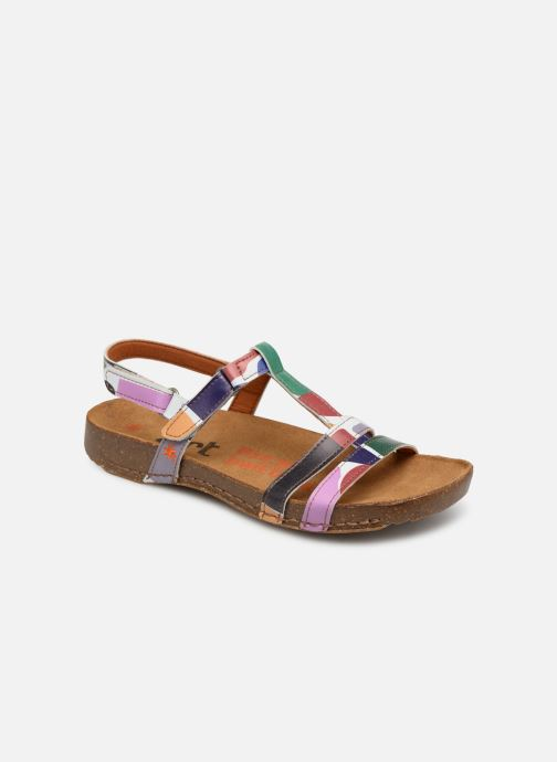 Sandales et nu-pieds Art I Breathe 946F Multicolore vue détail/paire