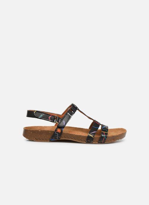Sandali e scarpe aperte Art I Breathe 946F Nero immagine posteriore