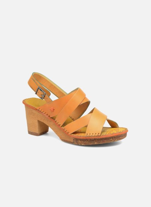 4ff4ddc71de Art Amsterdam 1055 (Yellow) - Sandals chez Sarenza (312277)